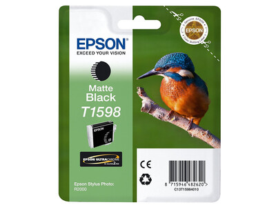 EPSON T1598 ORIGINAL MATTE BLACK INK