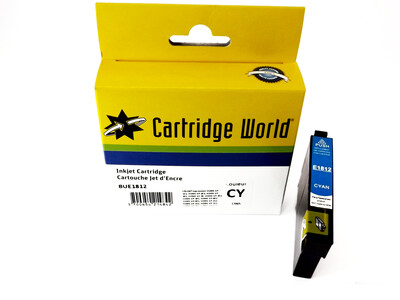 EPSON T18XL CW REPLACEMENT CYAN INK