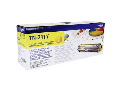 BROTHER TN241 ORIGINAL TONER YELLOW