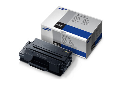 SAMSUNG MLT-D203L ORIGINAL TONER BLACK L/Y *5,000 pages