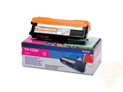 BROTHER TN328 ORIGINAL TONER MAGENTA