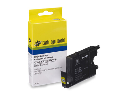 BROTHER LC1280 XL CW REPLACEMENT BLACK INK