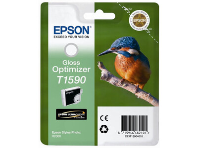EPSON T1590 ORIGINAL GLOSS OPTIMIZER INK