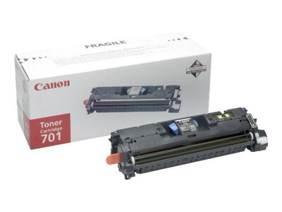 CANON 701 ORIGINAL TONER BLACK