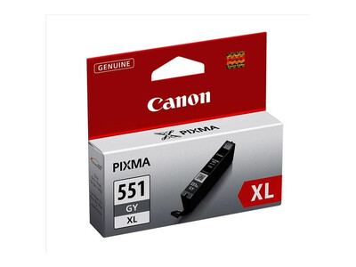 CANON CLI551 XL ORIGINAL GREY INK 11ML