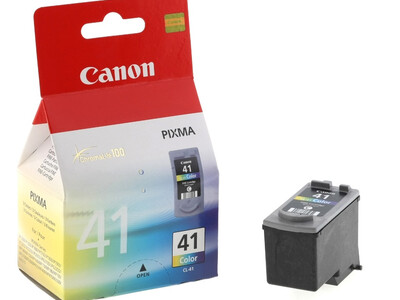 CANON CL41 ORIGINAL COLOUR INK