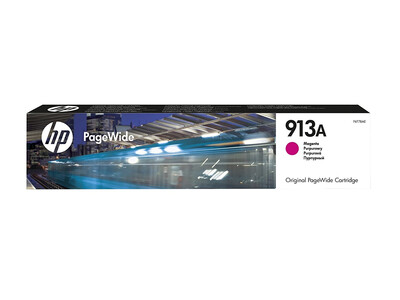 HP 913 ORIGINAL MAGENTA INK
