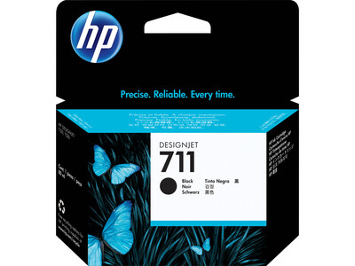 HP 711XL ORIGINAL BLACK INK 80ml
