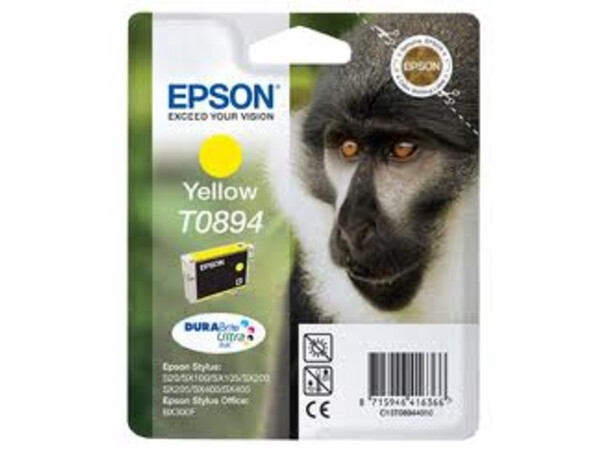 EPSON T0894 ORIGINAL YELLOW INK