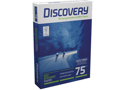 DISCOVERY 75G A4 COPY PAPER 500 Sheets