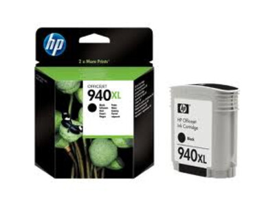 HP 940XL ORIGINAL BLACK INK