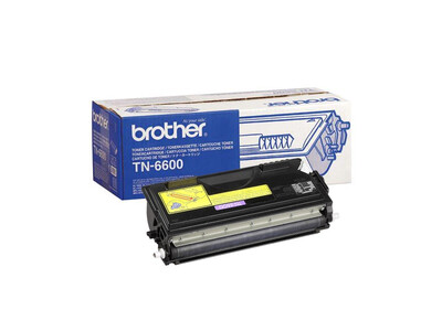 BROTHER TN6600 ORIGINAL TONER BLACK