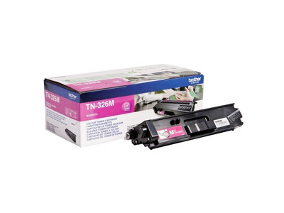 BROTHER TN326 ORIGINAL TONER MAGENTA