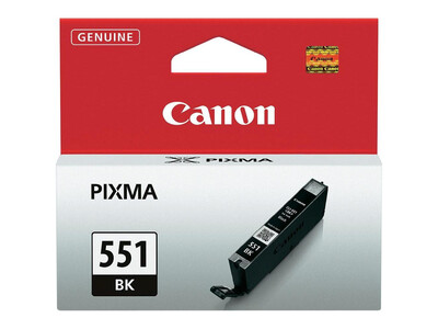 CANON CLI-551 ORIGINAL BLACK INK 7ML