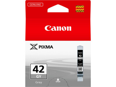 CANON CLI 42 ORIGINAL GREY INK