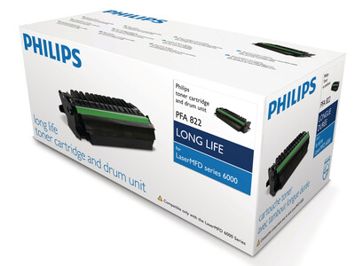 PHILIPS PFA822 ORIGINAL FAX TONER BLACK