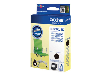 BROTHER LC229XL ORIGINAL BLACK INK