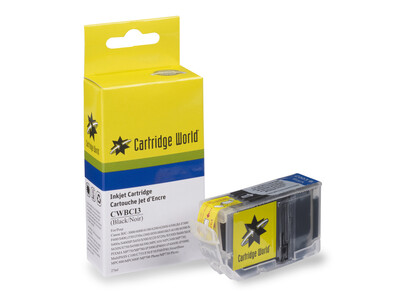 CANON BCI3/ 3e COMPATIBLE BLACK INK WIGIG