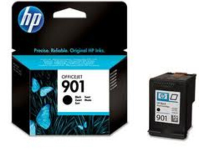 HP 901 ORIGINAL BLACK INK 4.5ML