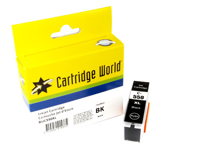 CANON PGI550 XL REPLACEMENT BLACK INK