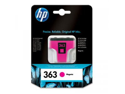 HP 363 ORIGINAL MAGENTA INK