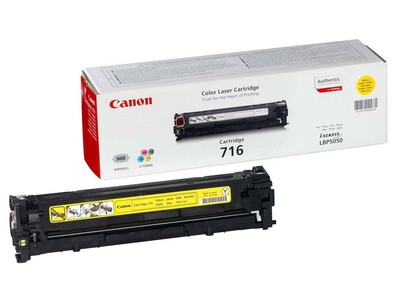 CANON 716 ORIGINAL TONER YELLOW