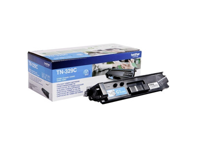 BROTHER TN329 ORIGINAL TONER CYAN