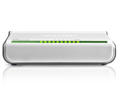 TENDA S1055 5-PORT FAST ETHERNET SWITCH