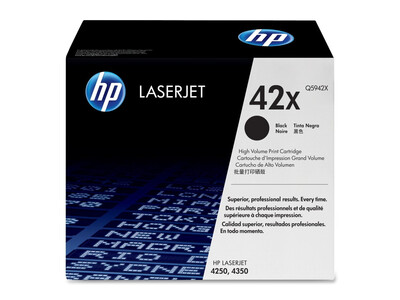 HP Q5942X ORIGINAL H/Y TONER BLACK