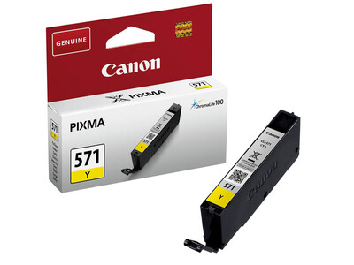 CANON CLI571 ORIGINAL YELLOW INK