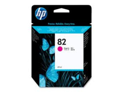 HP 82 ORIGINAL HIGH YIELD MAGENTA INK
