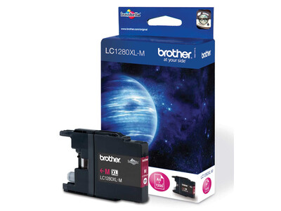 BROTHER LC1280 XL ORIGINAL MAGENTA INK