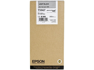 EPSON PRO T5967 ORIGINAL LIGHT BLACK
