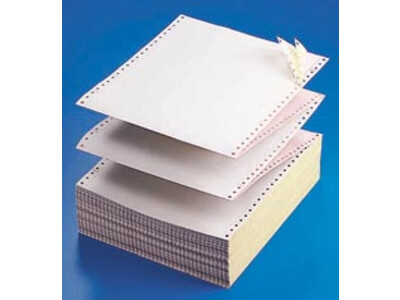 1 PLY CONTINUOUS A4 PAPER 2000 Sheets