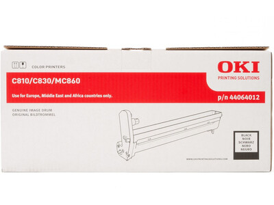 OKI C810/830 ORIGINAL TONER BLACK