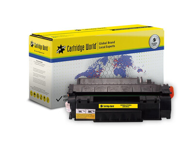 HP CF280A CW REPLACEMENT TONER BLACK *2300 Pages