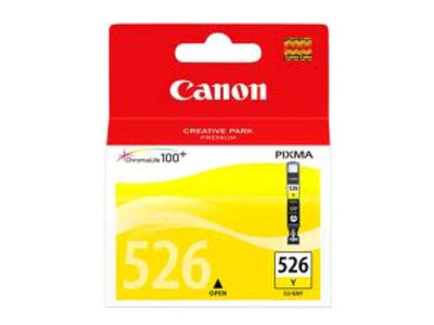 CANON CLI526 ORIGINAL YELLOW INK