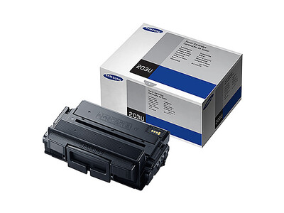 SAMSUNG MLT-D203U ORIGINAL TONER BLACK TWIN PACK *15,000 pages each