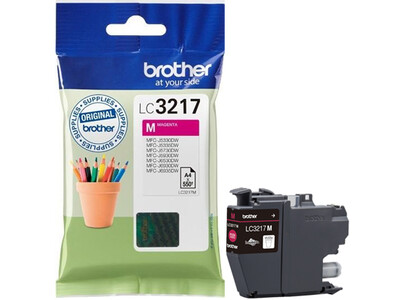 BROTHER LC3217 ORIGINAL MAGENTA INK