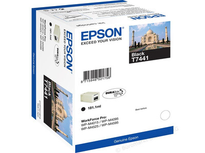 EPSON T744140 ORIGINAL BLACK INK LARGE