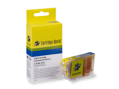 CANON BCI3/3e/5/6 COMPATIBLE YELLOW INK WIGIG