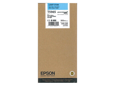 EPSON PRO T5965 ORIGINAL LIGHT CYAN