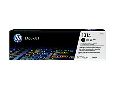 HP CF210A ORIGINAL TONER BLACK 131A