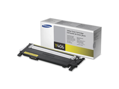 SAMSUNG CLP-360 ORIGINAL TONER YELLOW