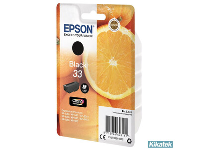 EPSON T333140 ORIGINAL BLACK INK