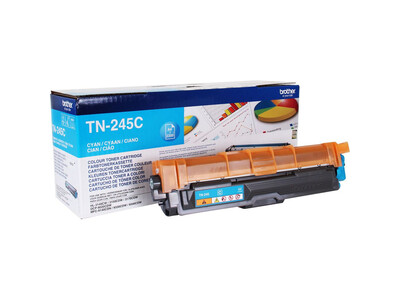 BROTHER TN245 ORIGINAL TONER CYAN