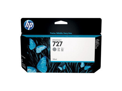 HP 727 XL ORIGINAL GREY INK