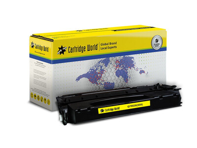 HP Q7553X  / CANON CRG 315H/715H CW REPLACEMENT H/Y TONER BLACK