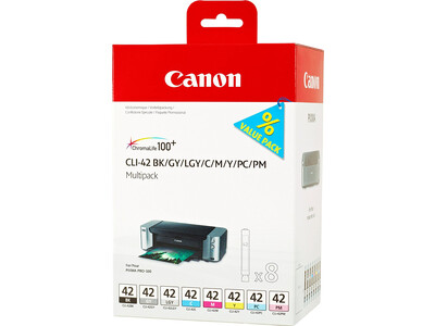 CANON CLI-42 MULTIPACK ORIGINAL INK
