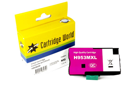 HP 953XL CW REPLACEMENT MAGENTA INK